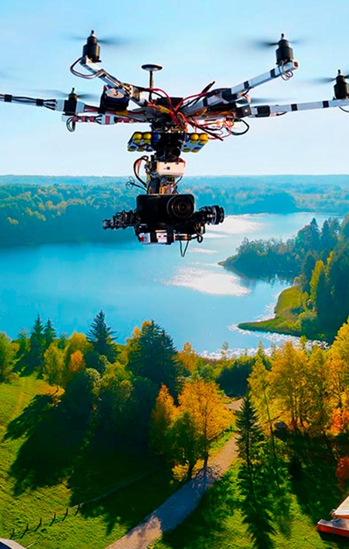 arte-drones